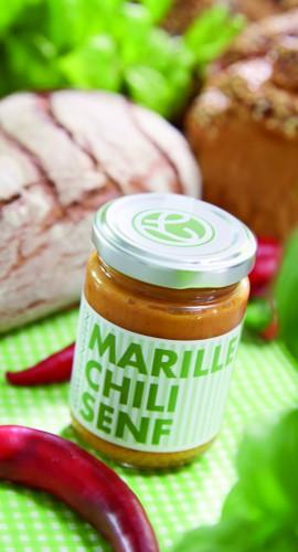 Marille Chili Senf