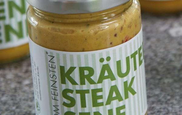 Kräuter Steak Senf