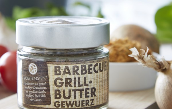 Barbecue Grillbutter Gewürz