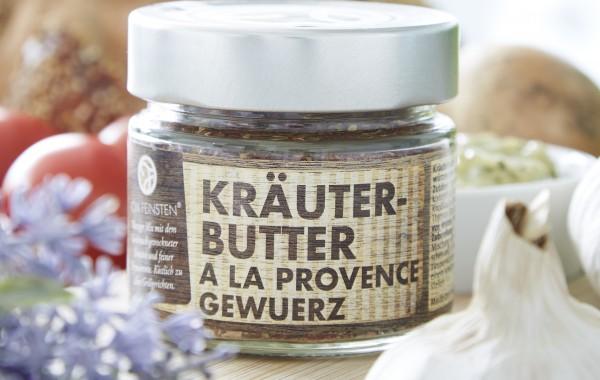 Kräuterbutter à la Provence Gewürz