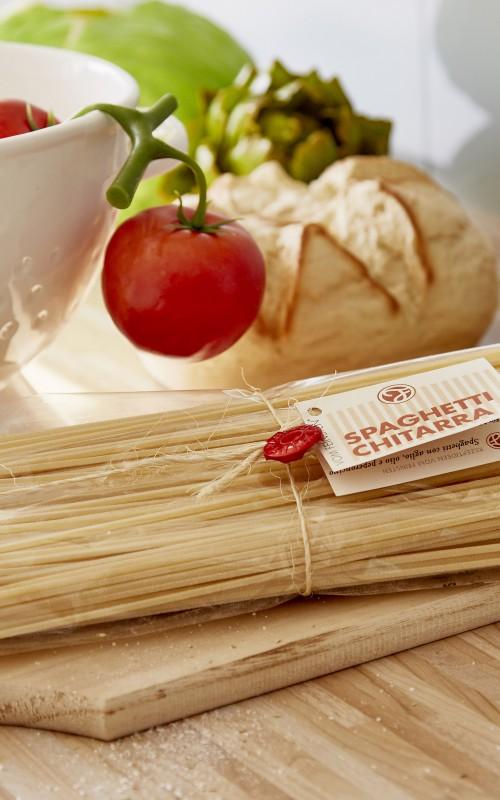 Pasta Spaghetti Chitarra