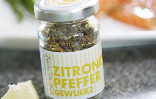 Zitronenpfeffer Gewürz