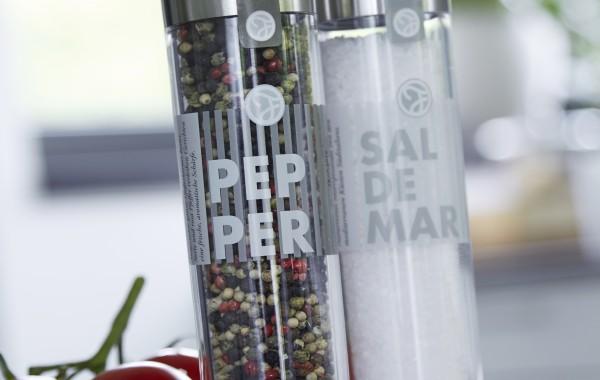 Pepper – Gewürzmühle