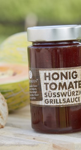 Grillsauce Honig Tomate