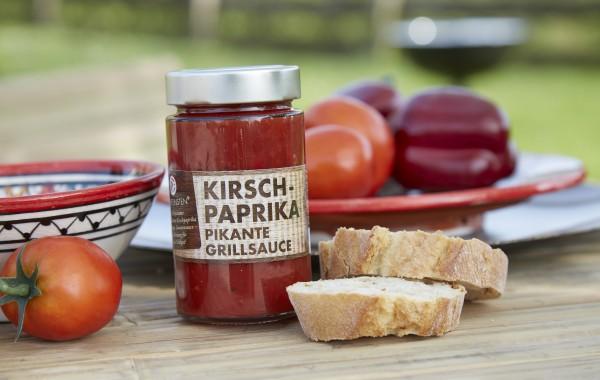 Grillsauce Kirschpaprika