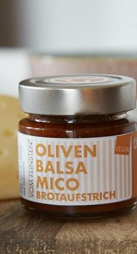 Brotaufstrich Oliven Balsamico