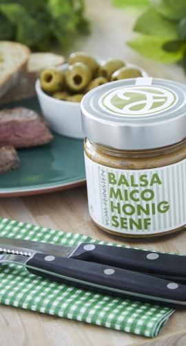 Balsamico Honig Senf