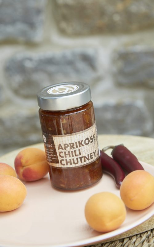 Chutney Aprikose Chili